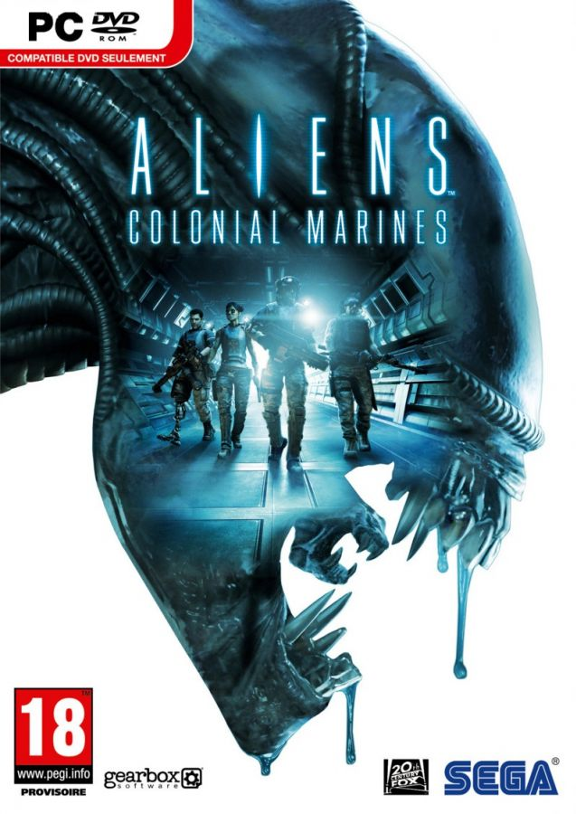 Aliens: Colonial Marines na PC