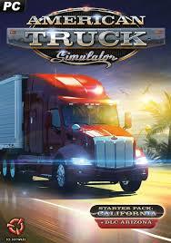 American Truck Simulator na PC