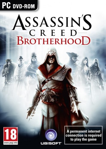 Assassin's creed Brotherhood na PC