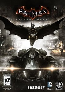 Batman Arkham Knight na PC