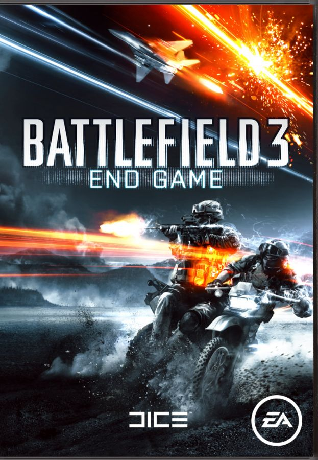 Battlefield 3: End Game na PC