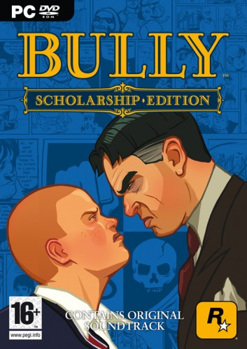 Bully Scholarship Edition na PC