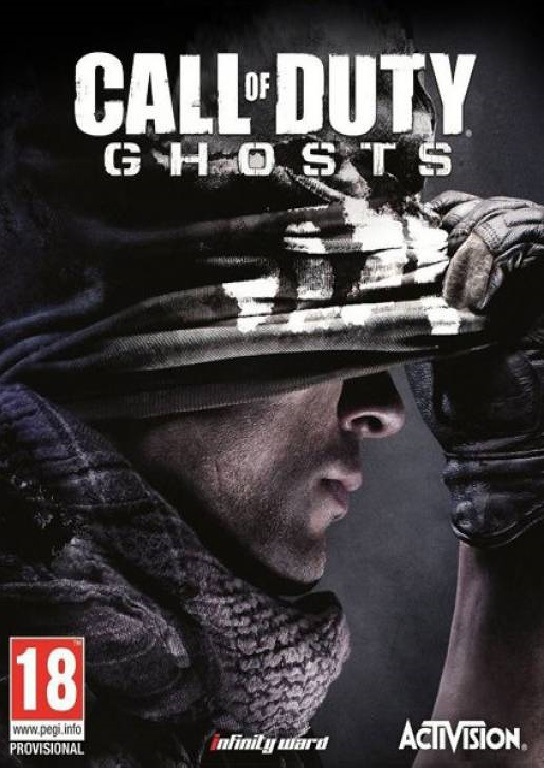 Call of Duty Ghosts na PC