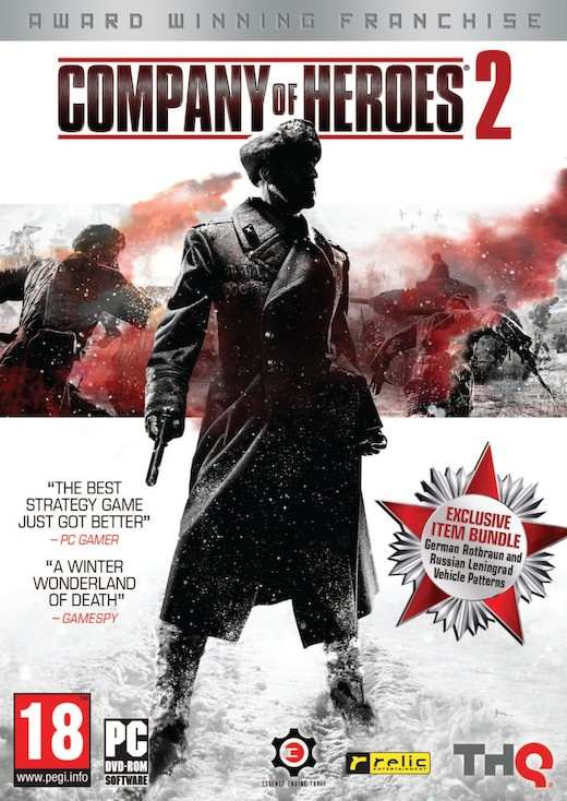 Company of Heroes 2 na PC