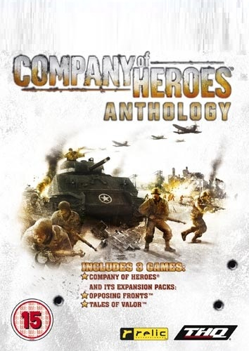 Company of Heroes Complete na PC