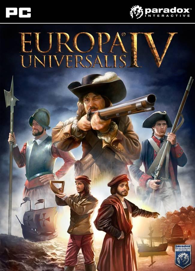 Europa Universalis IV na PC