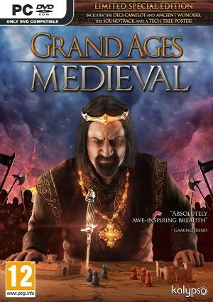 Grand Ages: Medieval na PC