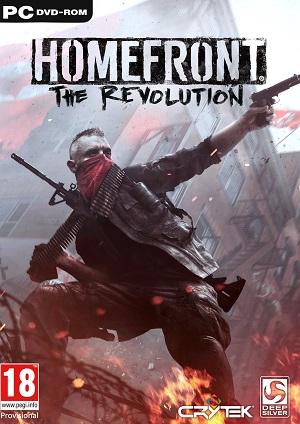 Homefront: The Revolution na PC