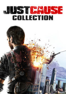 Just Cause Collection na PC