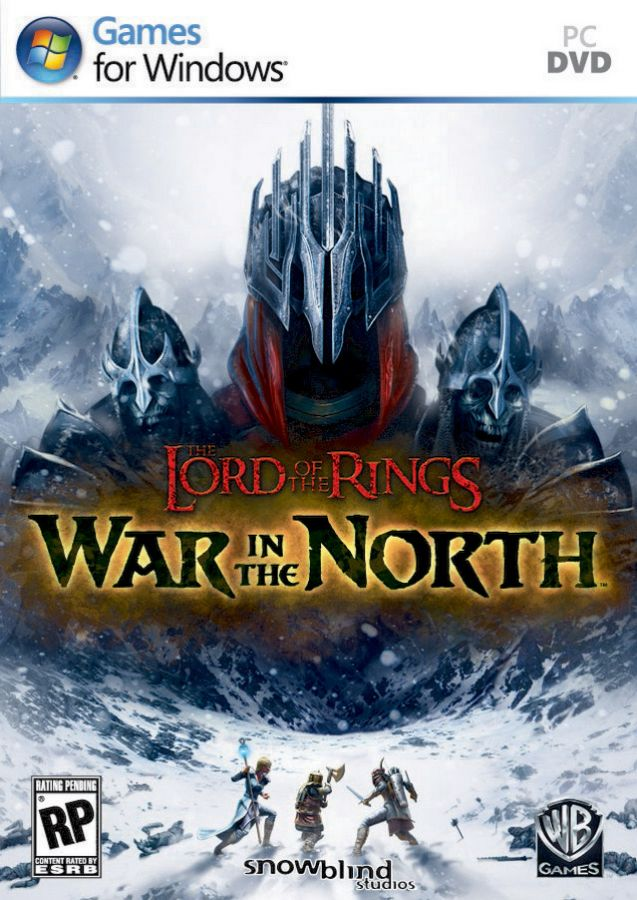 Lord of the Rings: War in the North na PC