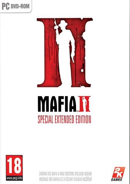 Mafia 2 Kompletní kolekce na PC