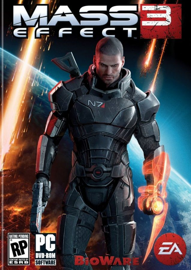 Mass Effect 3 na PC