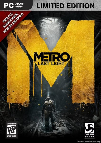 Metro: Last Light na PC