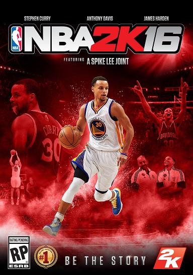 NBA 2K16 na PC