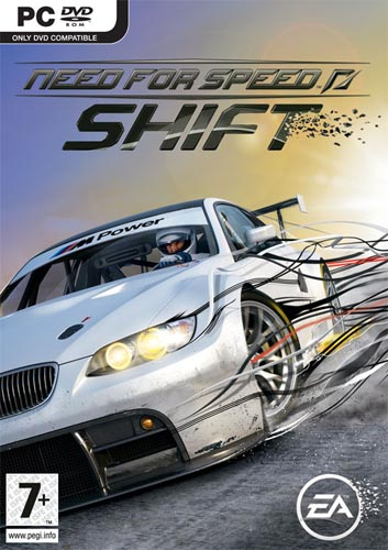 Need for Speed Shift na PC