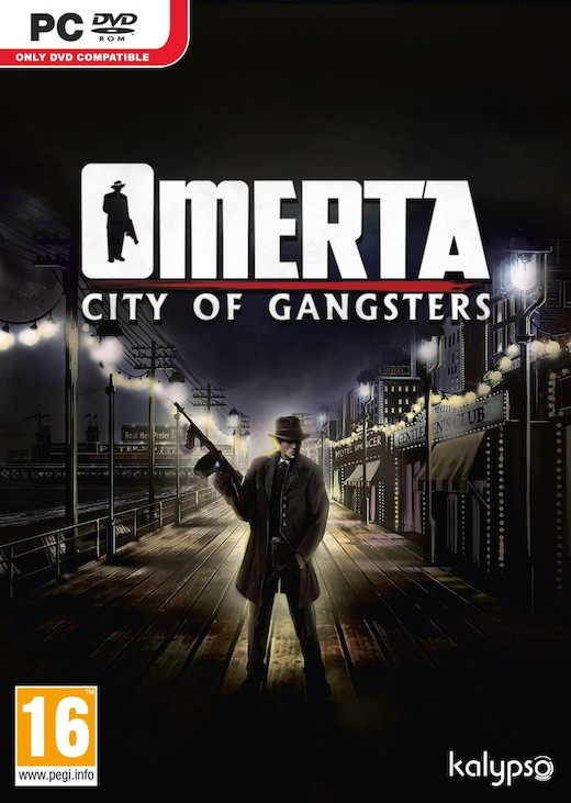 Omerta: City of Gangsters na PC
