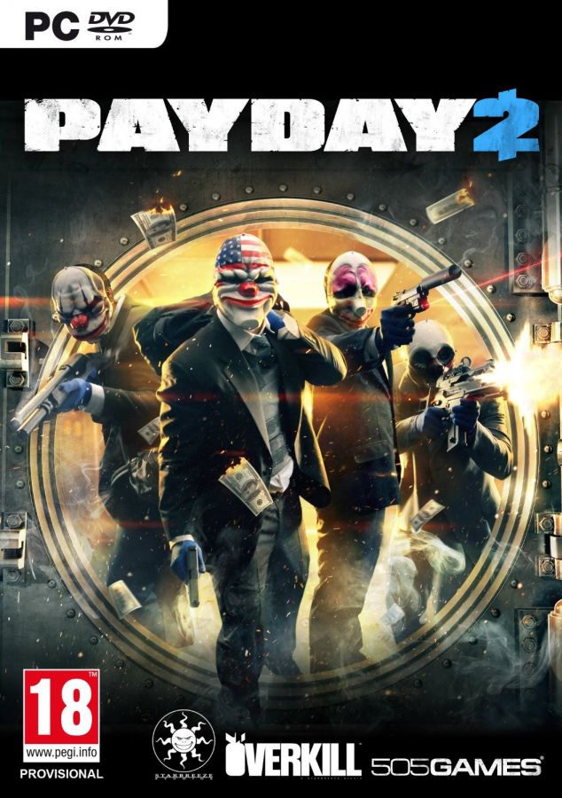 PayDay 2 na PC