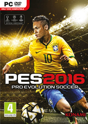 Pro Evolution Soccer 2016 na PC