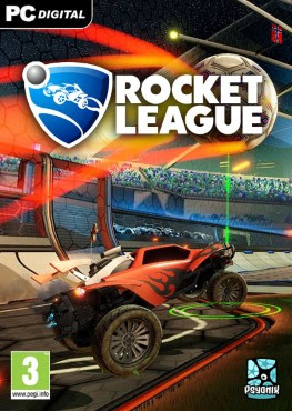 Rocket League na PC