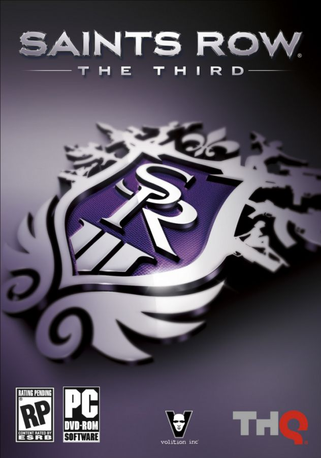 Saints Row: The Third na PC
