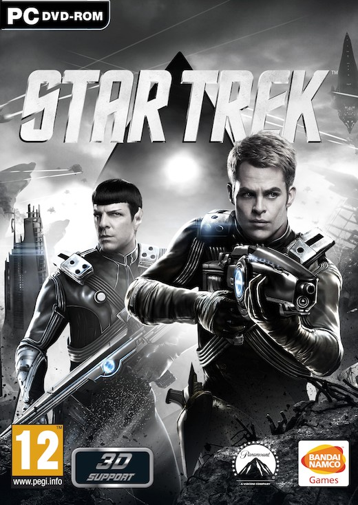 Star Trek The Video Game na PC
