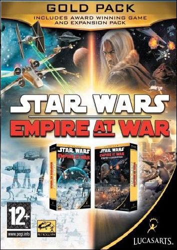 Star Wars: Empire at War Gold na PC