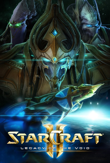 StarCraft 2 Legacy of the Void na PC