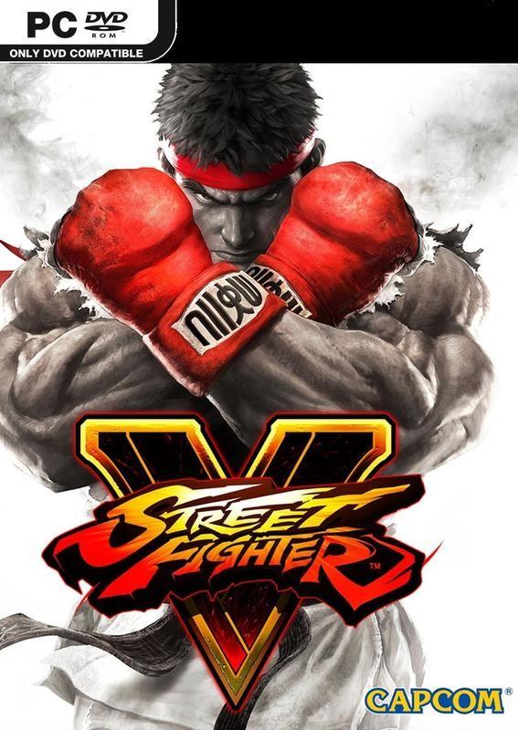 Street Fighter V na PC