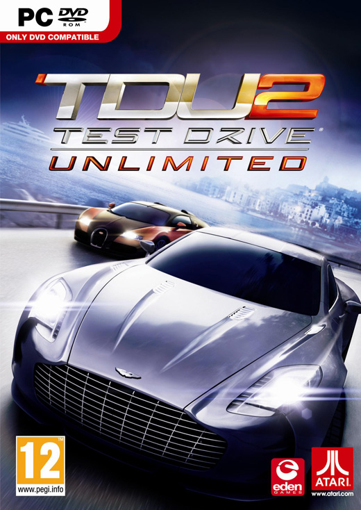 Test Drive Unlimited 2 na PC