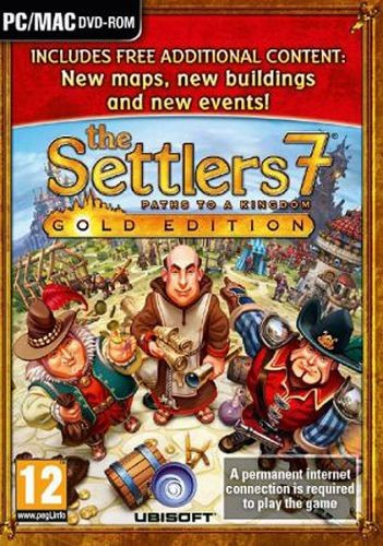The Settlers 7 Paths to a Kingdom Gold na PC