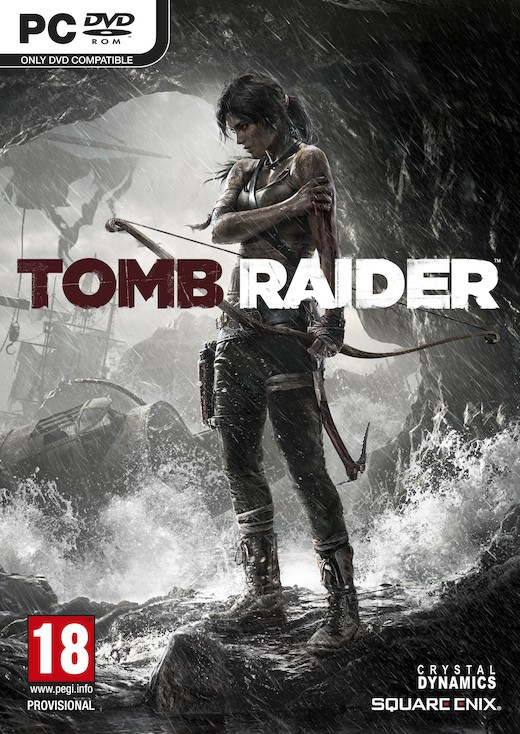 Tomb Raider na PC