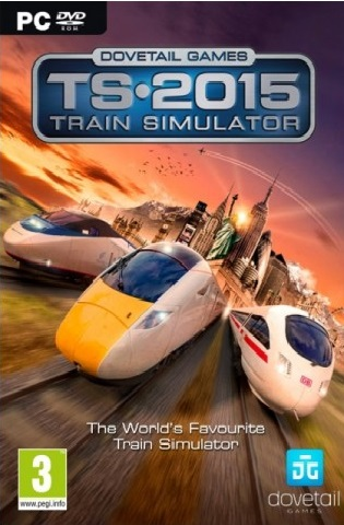 Train Simulator 2015 na PC