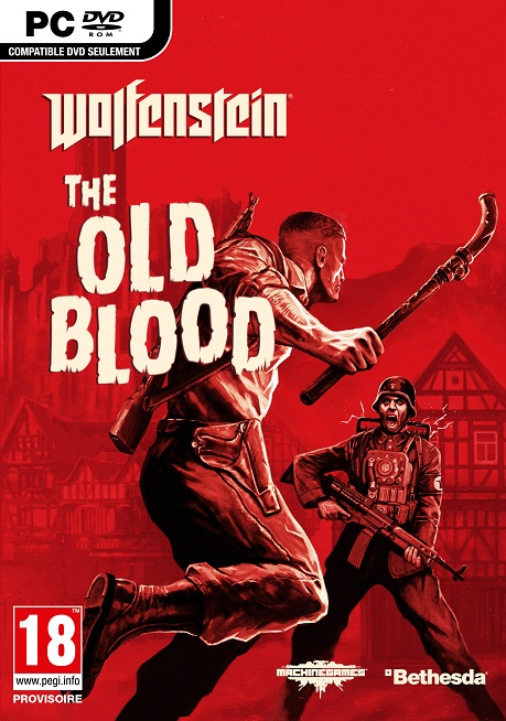 Wolfenstein: The Old Blood na PC