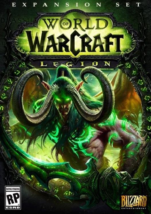 World of Warcraft Legion na PC